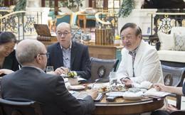 """CEO Huawei lại 'nổ': """"Chỉ cần 2 năm hệ điều hành Harmony OS sẽ sánh ngang với iOS của Apple"""""""