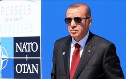 Tổng thống Erdogan: NATO phải chọn Thổ Nhĩ Kỳ hoặc khủng bố