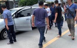 Công an nổ súng bắn thủng lốp xe của băng giang hồ: Từ mâu thuẫn giữa 2 phụ nữ