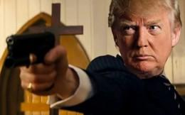 Bị 'chế' cảnh thảm sát báo chí và chính trị gia, Tổng thống Trump phản ứng thế nào?