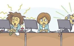 """Thấy đồng nghiệp bận rộn không được """"thở"""" ra 5 câu này để tránh trở thành kẻ vô duyên"""