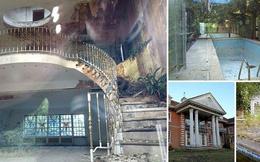 Gần trăm biệt thự siêu đắt bị bỏ hoang trên 'đại lộ tỷ phú' London