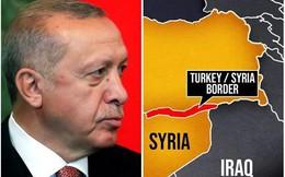 """Gạt bỏ lời đe dọa S-400, sôi sục tiến đánh Syria: Trong """"từ điển"""" Thổ Nhĩ Kỳ không có từ """"sợ Mỹ""""?"""