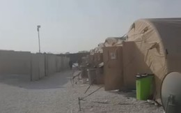 Mỹ ném bom phá hủy căn cứ bỏ lại ở Syria