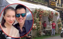 HOT: Lưu Đê Ly tổ chức lễ cưới cùng người đàn ông từng khiến cô chịu tiếng 'Tuesday' trên phố Hàng Buồm