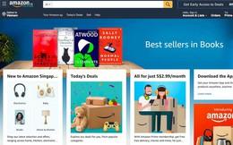 Amazon chính thức đổ bộ Đông Nam Á: Chọn Singapore làm cứ điểm đầu tiên