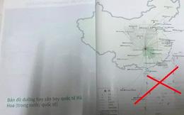 """Tổng cục Du lịch cảnh báo về các ấn phẩm có """"đường lưỡi bò"""" vi phạm pháp luật Việt Nam"""
