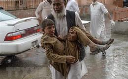 Con số thương vong trong vụ nổ ở Afghanistan lên đến hơn 162 người