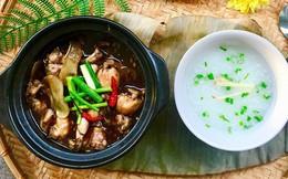 Chẳng phải tốn tiền ra tiệm ăn cháo ếch Singapore nữa, vì tôi có người bạn ở Sing chỉ cho cách nấu rồi!