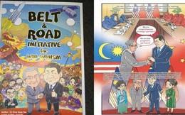 Malaysia tuyên bố điều tra khuất tất trong việc in truyện tranh về Sáng kiến Vành đai Con đường