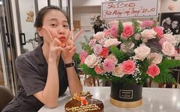 Chỉ với món quà mừng 20/10, Đàm Thu Trang đã thay lời chứng minh tình cảm đặc biệt của Subeo dành cho mình