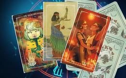 Rút một lá bài Tarot đại diện cho cung Hoàng đạo để biết những biến động trong tài chính của bạn vào khoảng cuối năm