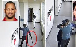 Tước súng và ôm chầm lấy cậu học sinh có ý định tự tử, thầy giáo dạy thể dục được ca ngợi như anh hùng