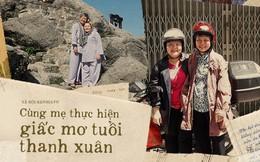 """Những lá thư tay gửi con gái và """"chuyến đi thanh xuân"""" của 2 mẹ con trên chiếc xe máy dọc đường đất Việt: """"Vi à! Làm bạn với mẹ nhé"""""""