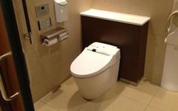 """Nhà vệ sinh ở Nhật sạch tới cỡ nào? Hóa ra đây mới xứng là """"đỉnh cao công nghệ Nhật Bản"""""""