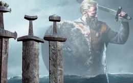 Phát hiện 'nghĩa địa kiếm' của người Viking: Hóa ra tộc người huyền thoại này dùng kiếm chất thế này đây
