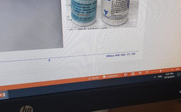 Tử vong sau khi uống viên thuốc đông y ghi chữ nước ngoài