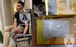 Cảnh sát Cơ động lại vạch trần 'chiêu' nhét ma túy vào chỗ kín
