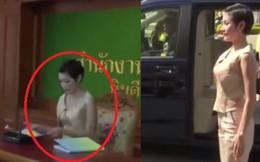 """Hình ảnh cuối cùng của Hoàng quý phi Thái Lan và sự """"biến mất"""" bất thường của bà báo hiệu điều chẳng lành trước khi bị phế truất"""