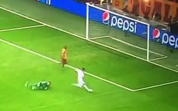 Sao 100 triệu euro của Real Madrid tự biến mình trở thành trò cười với 'pha bỏ lỡ của mùa giải'
