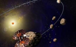 Tàu vũ trụLucy vươn tới sao Mộc, nghiên cứu Hệ Mặt trời vàlịch sửTrái Đất