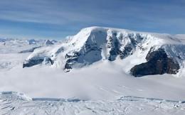 Khí clo phóng xạ 60 năm trước vẫn tồn tại ở Nam Cực  