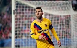 """Messi """"nổ súng"""", Barca nhọc nhằn vượt ải Praha"""