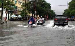 Không khí lạnh tăng cường, Bắc Bộ và Trung Trung Bộ có mưa to và dông