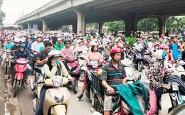 Thêm 5 huyện Hà Nội nằm trong 'vùng cấm' xe máy năm 2030