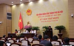 Miễn nhiệm 6 Ủy viên UBND TP Hà Nội
