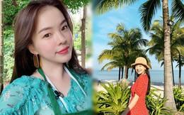 Người mẫu nội y xứ Hàn xinh tươi giữa biển trời Phú Quốc