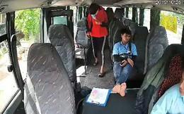 Vợ chồng chủ xe khách ép xe buýt, hành hung tài xế vì dám giành khách