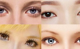Chọn đôi mắt đẹp nhất để biết được vận mệnh của bạn được trời định như thế nào, là thiếu phu nhân giàu có hay người phụ nữ thành đạt