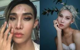 Bị tố hành hung người mẫu lưỡng tính 'The Face', tài xế GoViet thanh minh: Do khách chửi và đánh tôi trước!