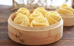 Cách làm bánh bao hoa hồng: Tưởng không dễ mà dễ không tưởng!