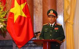 Tổng Bí thư, Chủ tịch nước trao quyết định thăng quân hàm cho 2 tướng quân đội