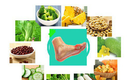 Cách kiểm soát axit uric tăng cao