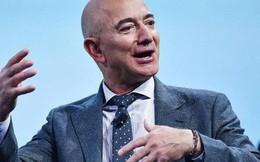 Cổ phiếu Amazon hồi giá, Jeff Bezos trụ ngôi giàu nhất thế giới