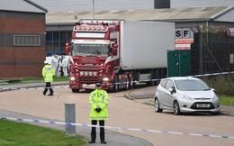 Xe tải chở 39 thi thể có thể thuộc đoàn 3 container vào Anh