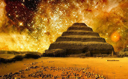 Phát hiện hàng trăm kim tự tháp cổ Ai Cập, nằm ẩn sâu ngay phía dưới lòng đất