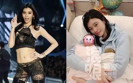 Siêu mẫu nội y được vua sòng bạc Macau thưởng 300 tỷ đồng vì sinh con trai