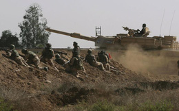 Cứ điểm của Mỹ ở Baghdad trúng 2 quả hỏa tiễn