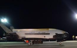 Mỹ hạ cánh tàu quỹ đạo bí ẩn sau 780 ngày trên không gian