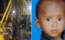 Rơi xuống giếng sâu hơn 300m bốn ngày, cậu bé 2 tuổi thiệt mạng