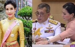 Hậu cung Thái Lan 1 tuần sau khi Hoàng quý phi bị phế truất: Cục diện thay đổi, người ngày một lên hương, người bặt vô âm tín