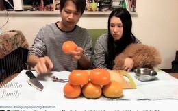 Không chỉ có hội chị em làm Youtuber, anh chồng Việt lấy vợ Nhật này cũng thường xuyên làm vlog kể về cuộc sống ở xứ anh đào khiến nhiều người ghen tỵ