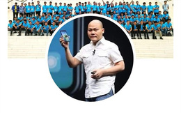Lần đầu tiên kết nối Facebook, CEO Nguyễn Tử Quảng công bố gì về Bphone 4?