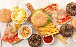 Ăn nhiều gà rán, khoai tây chiên sẽ làm mất trí nhớ?