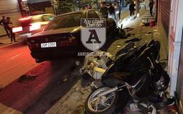 Hà Nội: Thông tin mới nhất vụ tài xế xe BMW gây tai nạn khiến 5 người bị thương