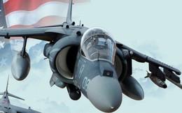 Infographic: AV-8B - Tiêm kích đa nhiệm được tin tưởng hơn cả F-35